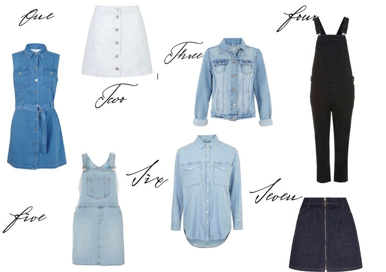 The Edit: Denim