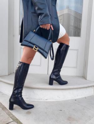 Dressage knee high boots