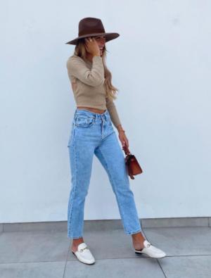 Levi's women's 501 crop straight jeans
